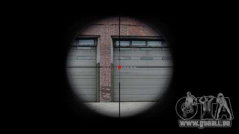 Automatique M4 carbine pour GTA 4 quatrième écran