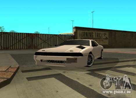 Elegy By Eweest v0.1 pour GTA San Andreas laissé vue