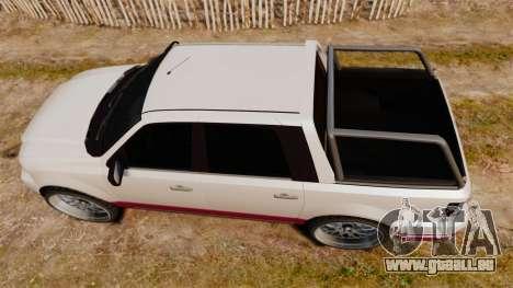 Dundreary Landstalker 4x4 für GTA 4 rechte Ansicht