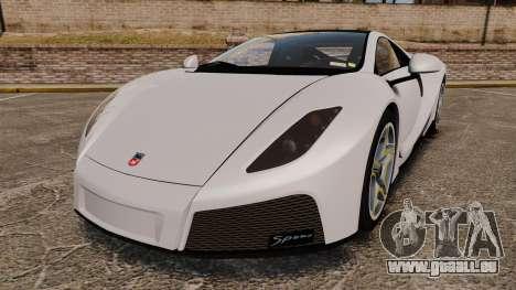 GTA Spano für GTA 4