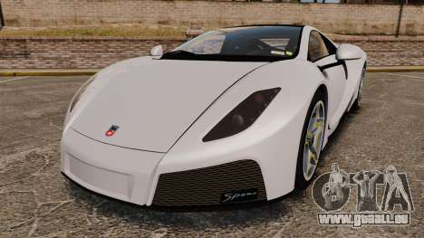 GTA Spano pour GTA 4