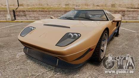 GTA IV TBoGT Vapid Bullet pour GTA 4