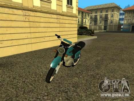IZH Planeta 5 für GTA San Andreas