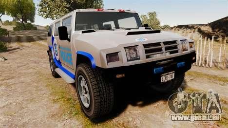 Patriot Police v2.0 pour GTA 4