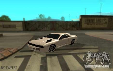 Elegy By Eweest v0.1 für GTA San Andreas