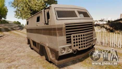 GTA IV TBoGT HVY Brickade für GTA 4