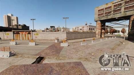 Off-road-track v2 für GTA 4 achten Screenshot