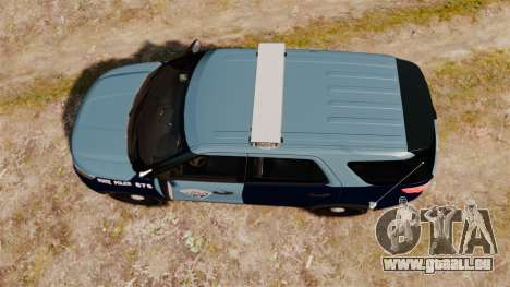 Ford Explorer 2013 MSP [ELS] für GTA 4