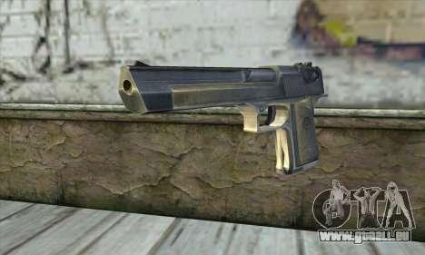 Le pistolet de Stalker pour GTA San Andreas