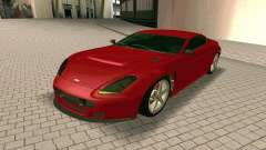 GTA V Dewbauchee Rapid GT Coupe