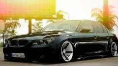 BMW M5 E60 Vossen für GTA San Andreas