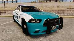 Dodge Charger 2013 Patrol Supervisor [ELS] pour GTA 4