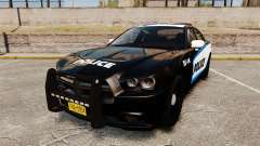 Dodge Charger 2013 Liberty City Police [ELS] für GTA 4