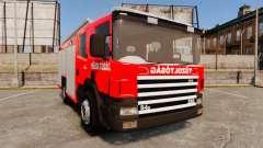 Hongrois camion de pompiers [ELS]
