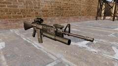 Tactique fusil M16A4