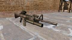 Taktische Waffe M16A4