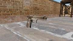 L'auto-chargement de pistolet Beretta 92FS