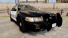 Ford Crown Victoria LCPD [ELS] für GTA 4