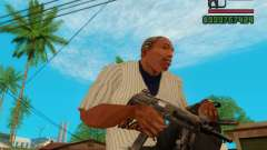 Die Maschinenpistole UZI