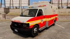 Brute Speedo FDLC Ambulance [ELS]