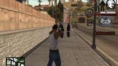 C-HUD Bikers pour GTA San Andreas