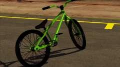 Street MTB bike