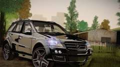Mercedes-Benz ML63 für GTA San Andreas