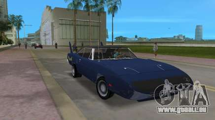 Plymouth Superbird pour GTA Vice City