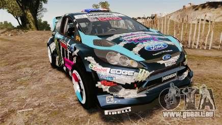 Ford Fiesta RS [Hoonigan] pour GTA 4