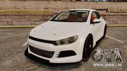 Volkswagen Scirocco pour GTA 4