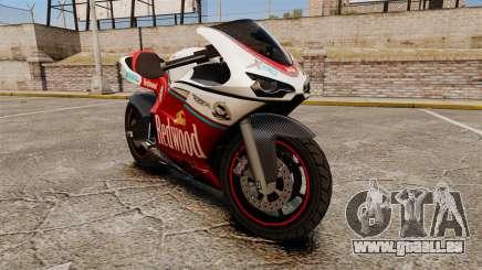 GTA IV TBoGT Pegassi Bati 800 für GTA 4