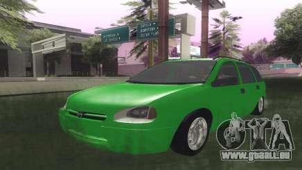 Chevrolet Corsa Wagon pour GTA San Andreas