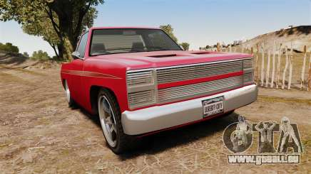 Rancher Lowride pour GTA 4