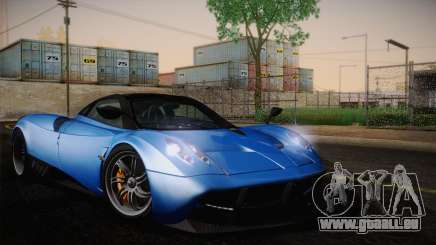 Pagani Huayra für GTA San Andreas
