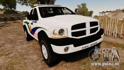 Dodge Ram 2500 2006 DACS [ELS] pour GTA 4