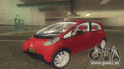 Mitsubishi i MiEV pour GTA San Andreas