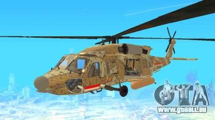 SH-60  Batik Indonesia pour GTA San Andreas