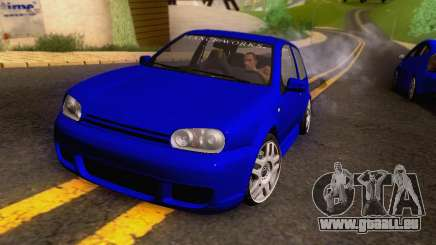 Volkswagen Golf R32 pour GTA San Andreas