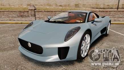 Jaguar C-X75 2014 [EPM] pour GTA 4