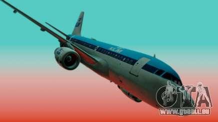 Airbus A319 KLM pour GTA San Andreas