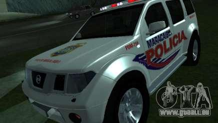 Nissan Pathfinder Polimaracaibo für GTA San Andreas