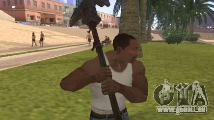 Baton Marker pour GTA San Andreas