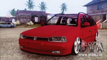 Volkswagen Parati SPS Club für GTA San Andreas