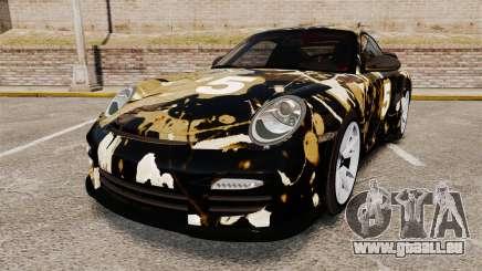 Porsche 911 GT2 RS 2012 BLOB pour GTA 4
