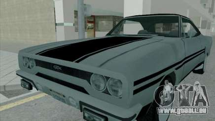 Plymouth Road RunneR GTX 1970 für GTA San Andreas