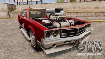 Declasse SabreGT Mexican Style für GTA 4
