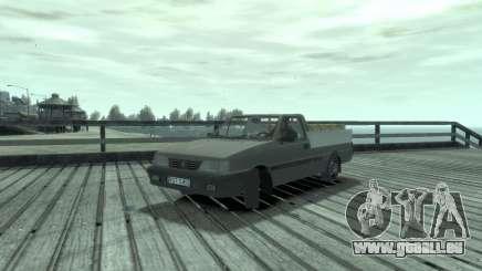 Daewoo-FSO ST 2000 pour GTA 4