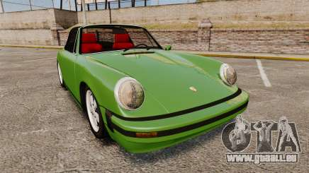 Porsche 911 Targa 1974 pour GTA 4