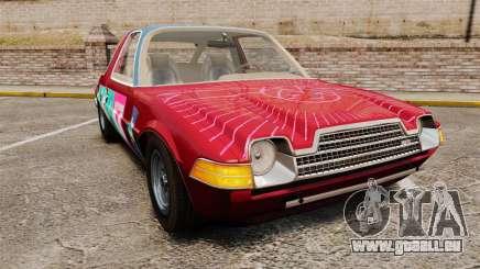 AMC Pacer 1977 v2.1 Mitchie M für GTA 4