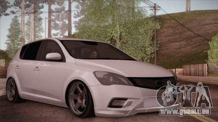 Kia Ceed 2011 für GTA San Andreas